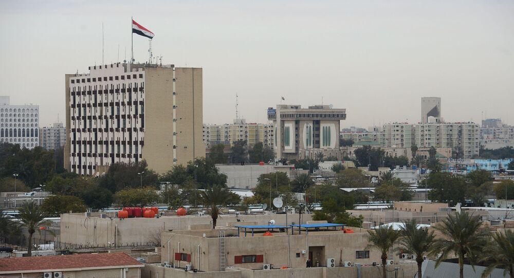 بانوراما بغداد، العراق