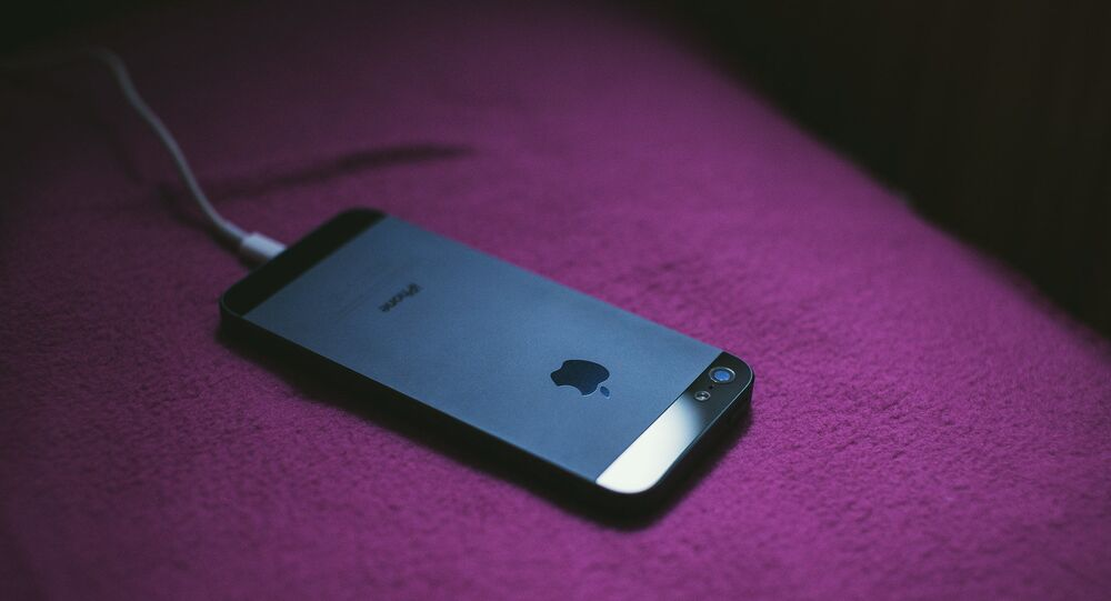 هاتف آيفون