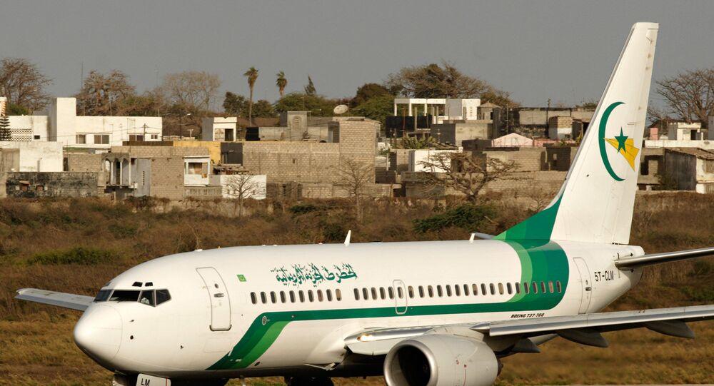 الخطوط الجوية الموريتانية