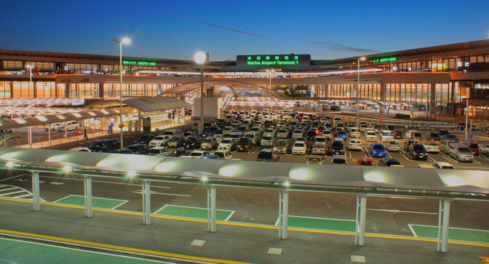 مطار ناريتا في طوكيو