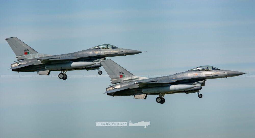 القوات الجوية البرتغالية