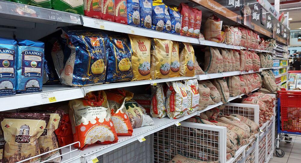 المواد الغذائية في لبنان