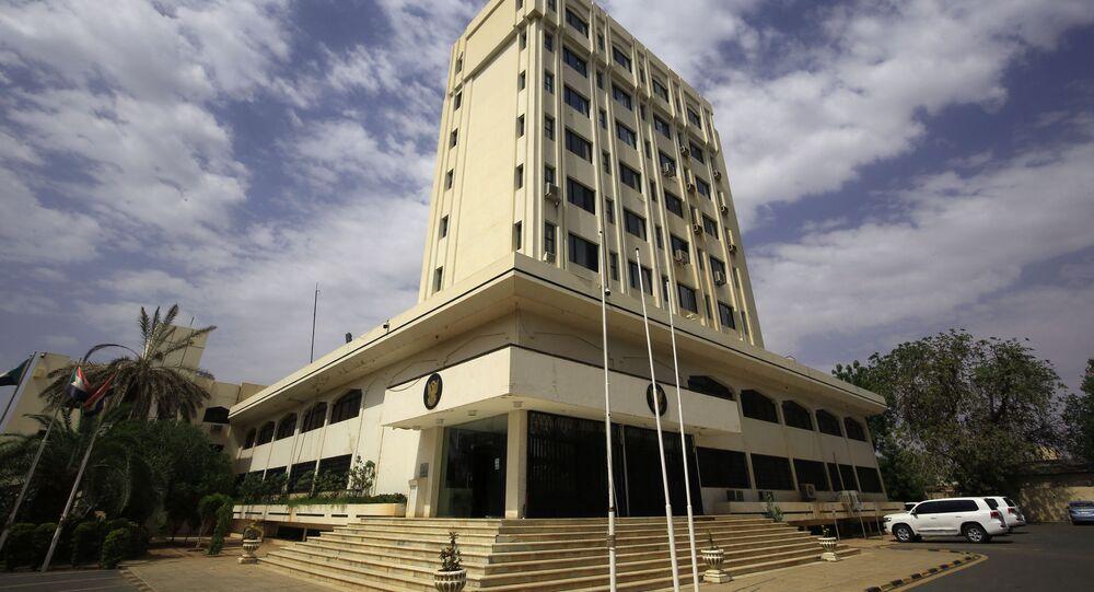 وزارة الخارجية السودانية في الخرطوم، السودان