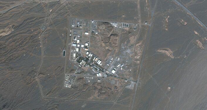 المفاعل النووي الإيراني في نطنز
