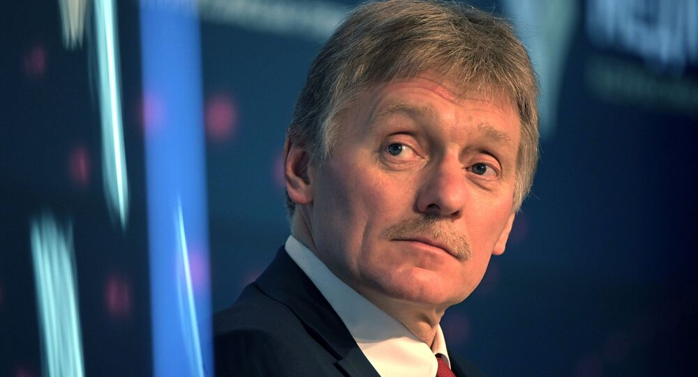 المتحدث باسم الكرملين دميتري بيسكوف، روسيا
