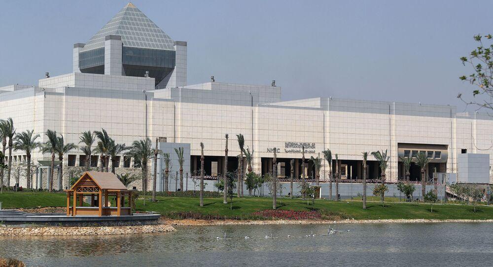 المتحف القومي للحضارة المصرية في مصر