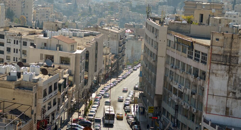 مدينة عمان، الأردن 4 أبريل 2021