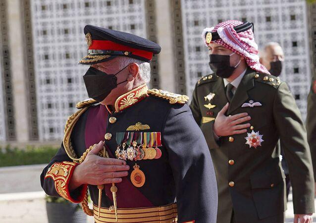 ملك الأردن عبد الله الثاني، عمان، المملكة الأردنية الهاشمية 10 ديسمبر 2020