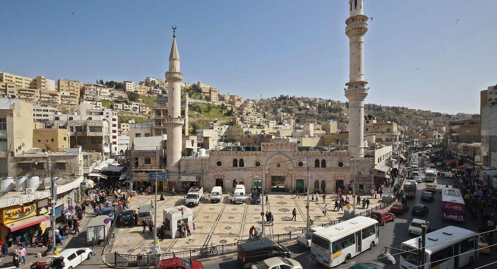 مدينة عمان، الأردن 5 أبريل 2021