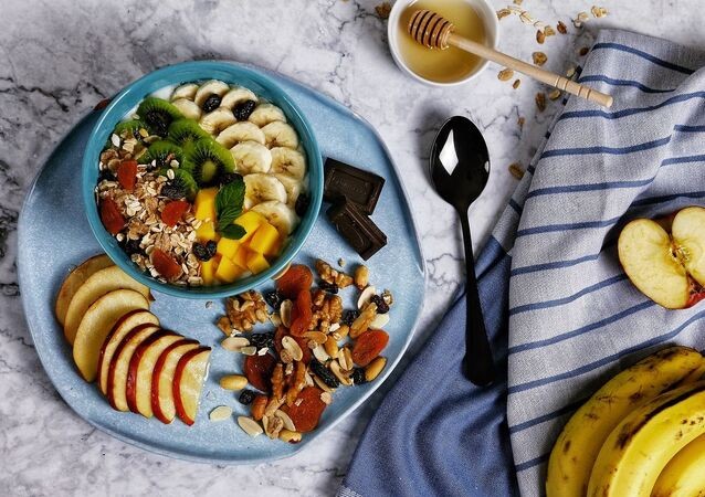 الأكل الصحي - الصحة - التغذية الصحية