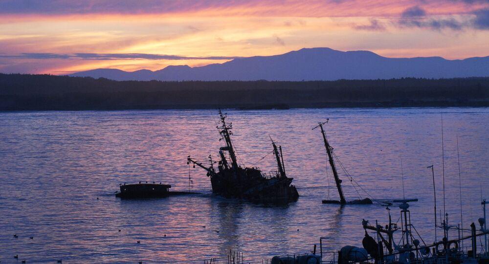 بحر أوخوتسك