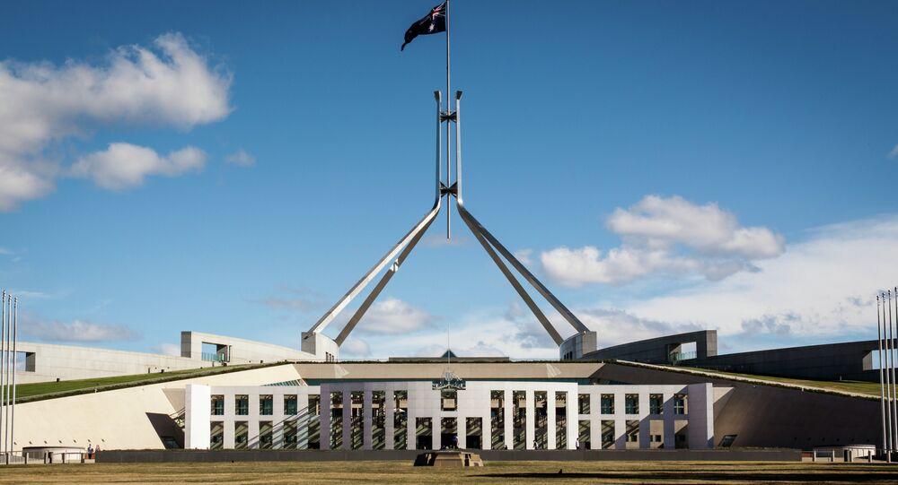 مبنى البرلمان في أستراليا
