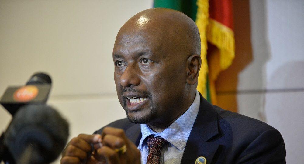 وزير الري الإثيوبي، سيليشي بيكيلي