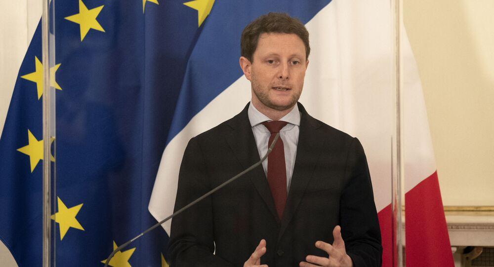 وزير الدولة الفرنسي للشؤون الأوروبية كليمون بون