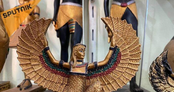 المرمر المصري ... من صناعة أواني تقدمة الآلهة إلى تجسيد تماثيلهم في مصر القديمة
