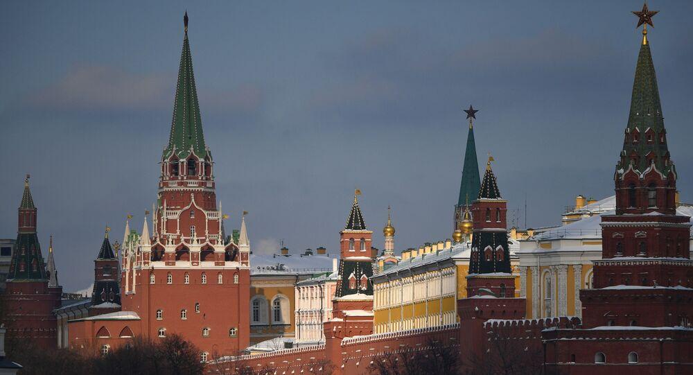 الكرملين، موسكو