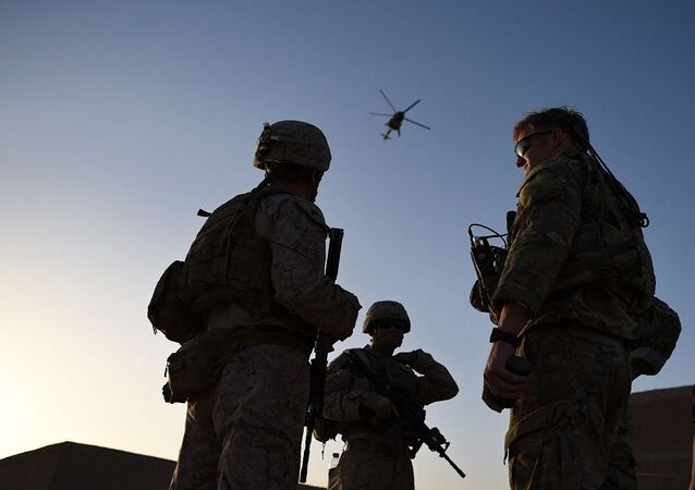الجيش الأفغاني... جنود قوات خاصة يشاركون في تدريبات عسكرية مع جنود أمريكيين