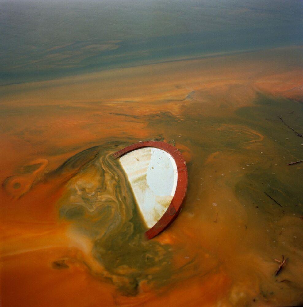 صورة من سلسلة نظرة عامة على البورتفوليو، للمصور البريطاني لاورا باناك، الفائزة في فئة البورتفوليو الاحترافي في مسابقة جوائز سوني العالمية للتصوير الفوتوغرافي 2021