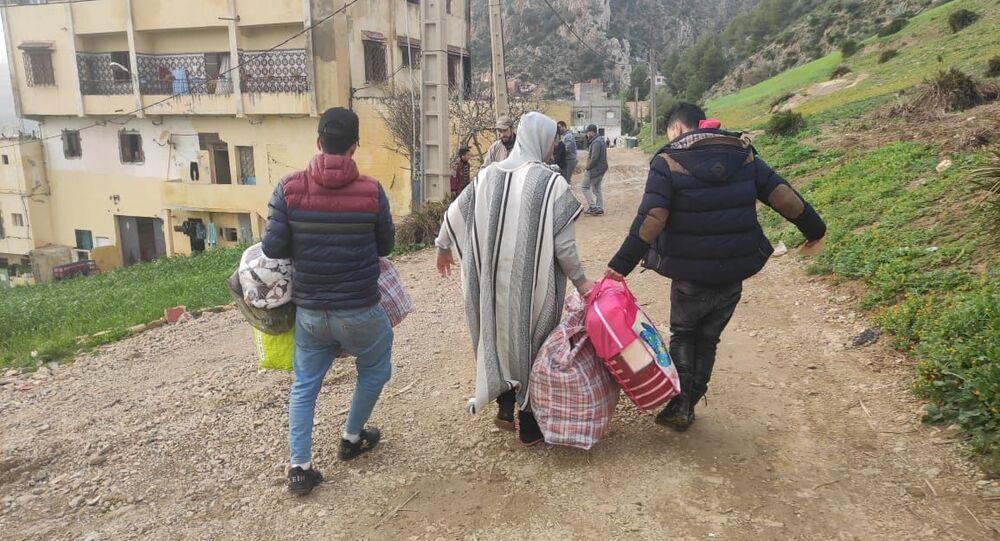 مبادرة شبابية لمساعدة الفقراء في المغرب