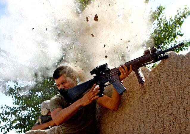 قوات الجيش الأمريكي في أفغانستان، 2008
