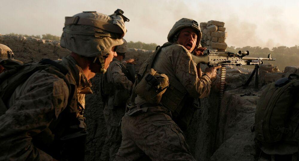 قوات الجيش الأمريكي في أفغانستان، 2009