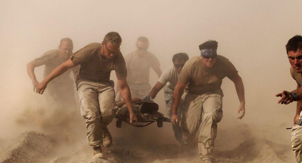 قوات الجيش الأمريكي في أفغانستان، 2010
