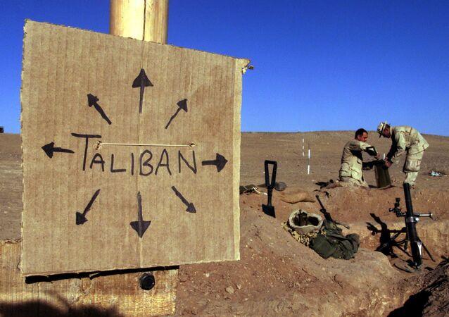 طالبان، أفغانستان