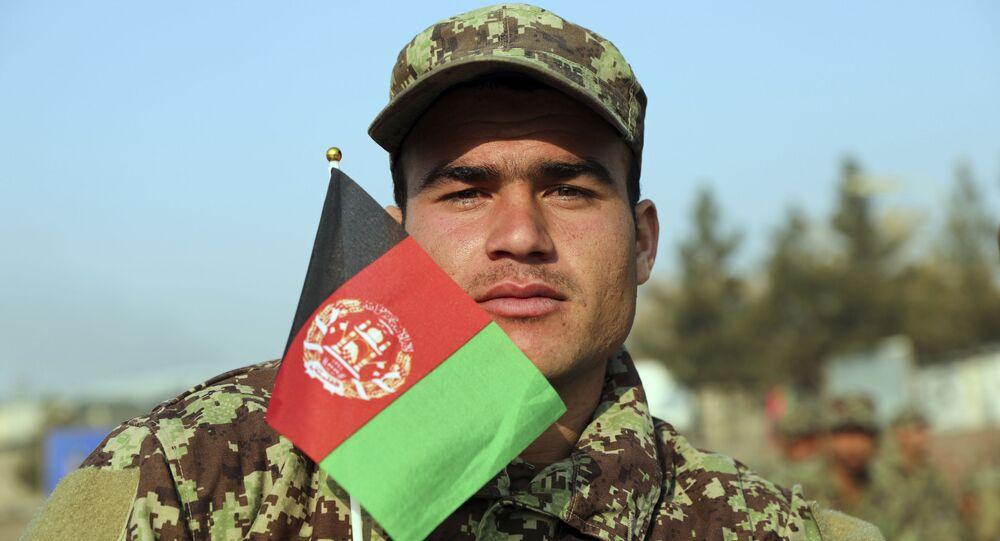 الجيش الوطني الأفغاني، أفغانستان، 2021