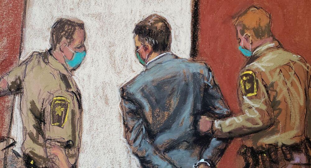 صورة تعبيرية بعد الحكم على الضابط السابق تشوفين في مقتل فلويد