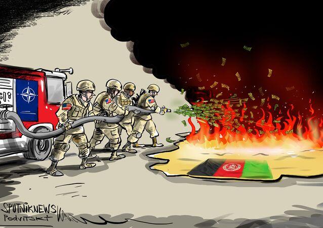 مهمة الناتو في أفغانستان... أموال في مهب الريح