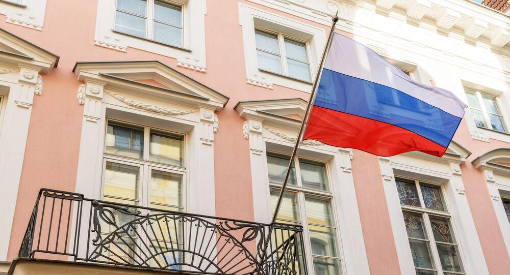 السفارة الروسية في إستونيا