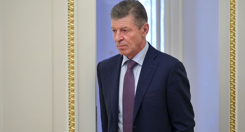 نائب رئيس الإدارة الرئاسية الروسية  دميتري كوزاك