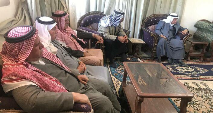 أمير قبيلة طيء في سوريا