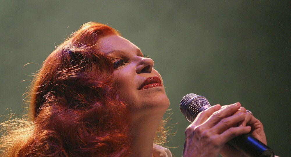 المغنية الشهيرة، ماريّا إيلفا بيولكاتي أو كما يعرفها الجميع بـMilva
