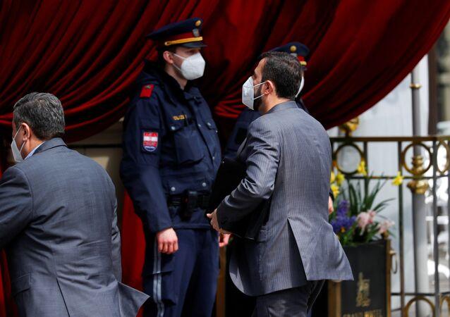 محادثات الاتفاق النووي الإيراني في فيينا، 27 أبريل 2021