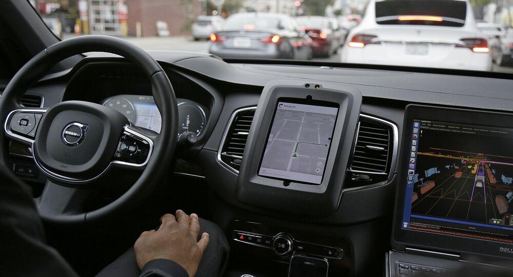 سيارة ذاتية القيادة، 2016