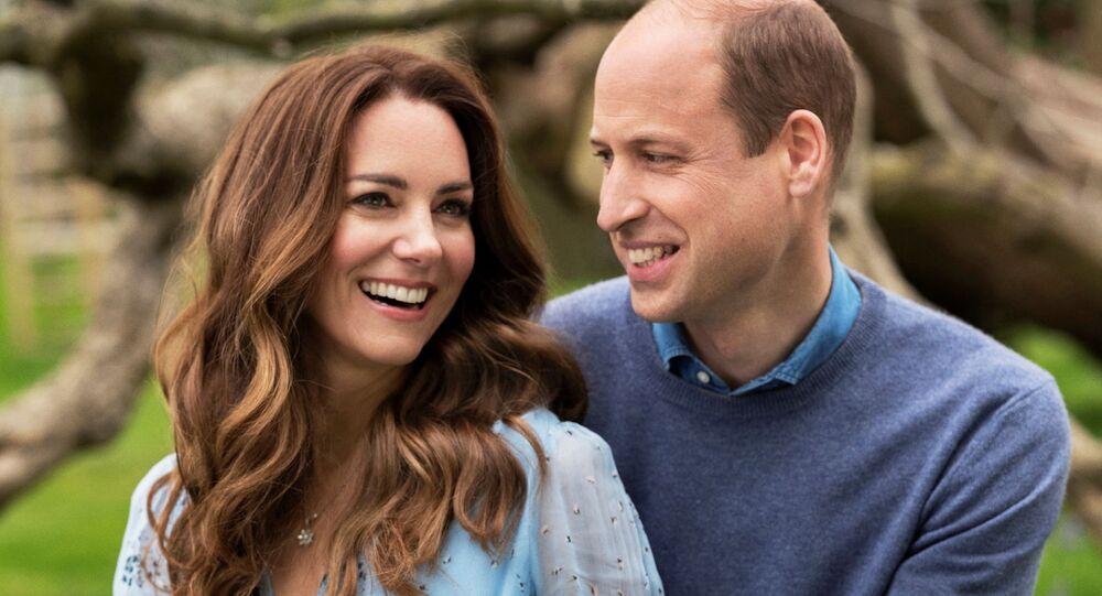 جلسة تصوير الأمير وليام وكيت ميدلتون في الذكرى العاشرة للزواج