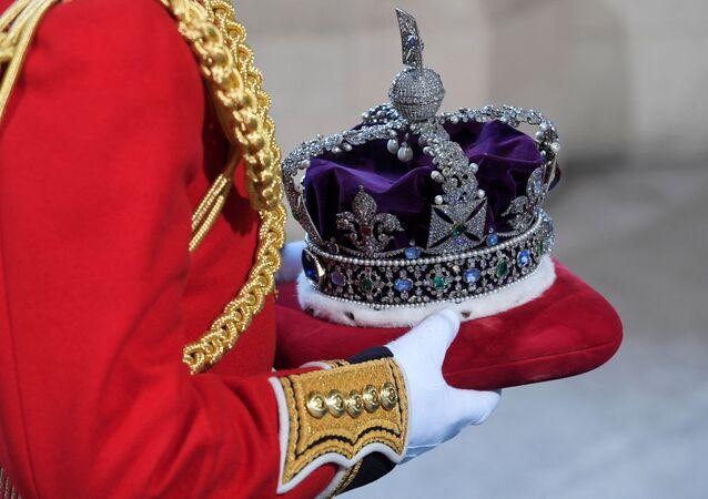 التاج الملكي البريطاني