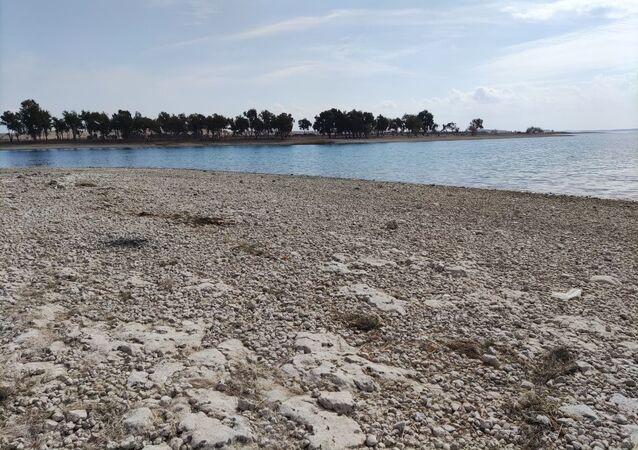 مياه الفرات، سوريا 5 مايو 2021