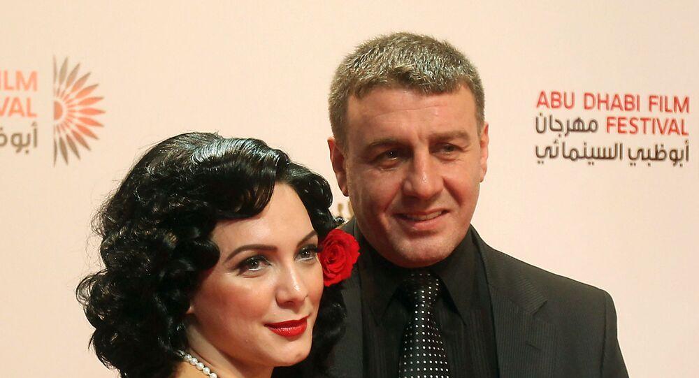 الممثل والمخرج السوري وائل رمضان