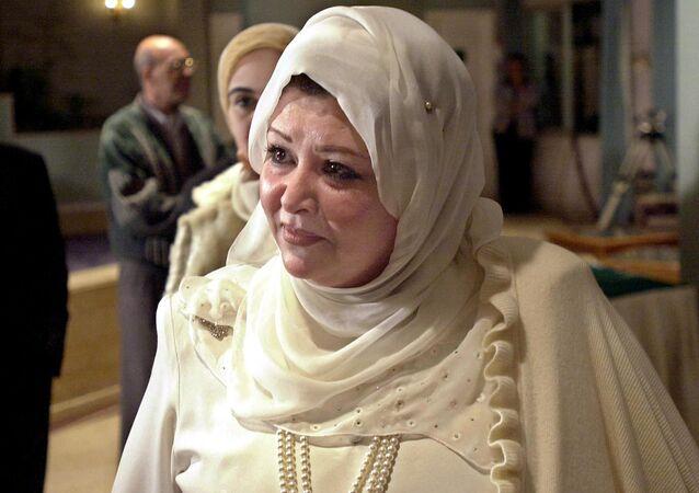 الفنانة المصرية، عفاف شعيب