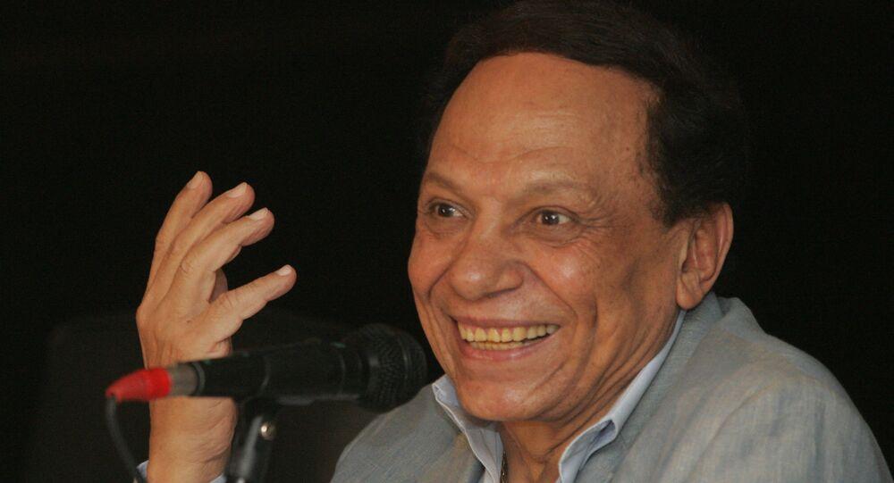 الفنان المصري، عادل إمام
