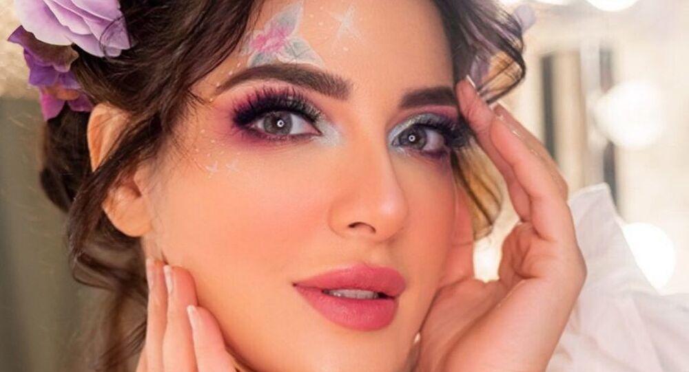 الفنانة المصرية المقيمة في الكويت، هبة الدري