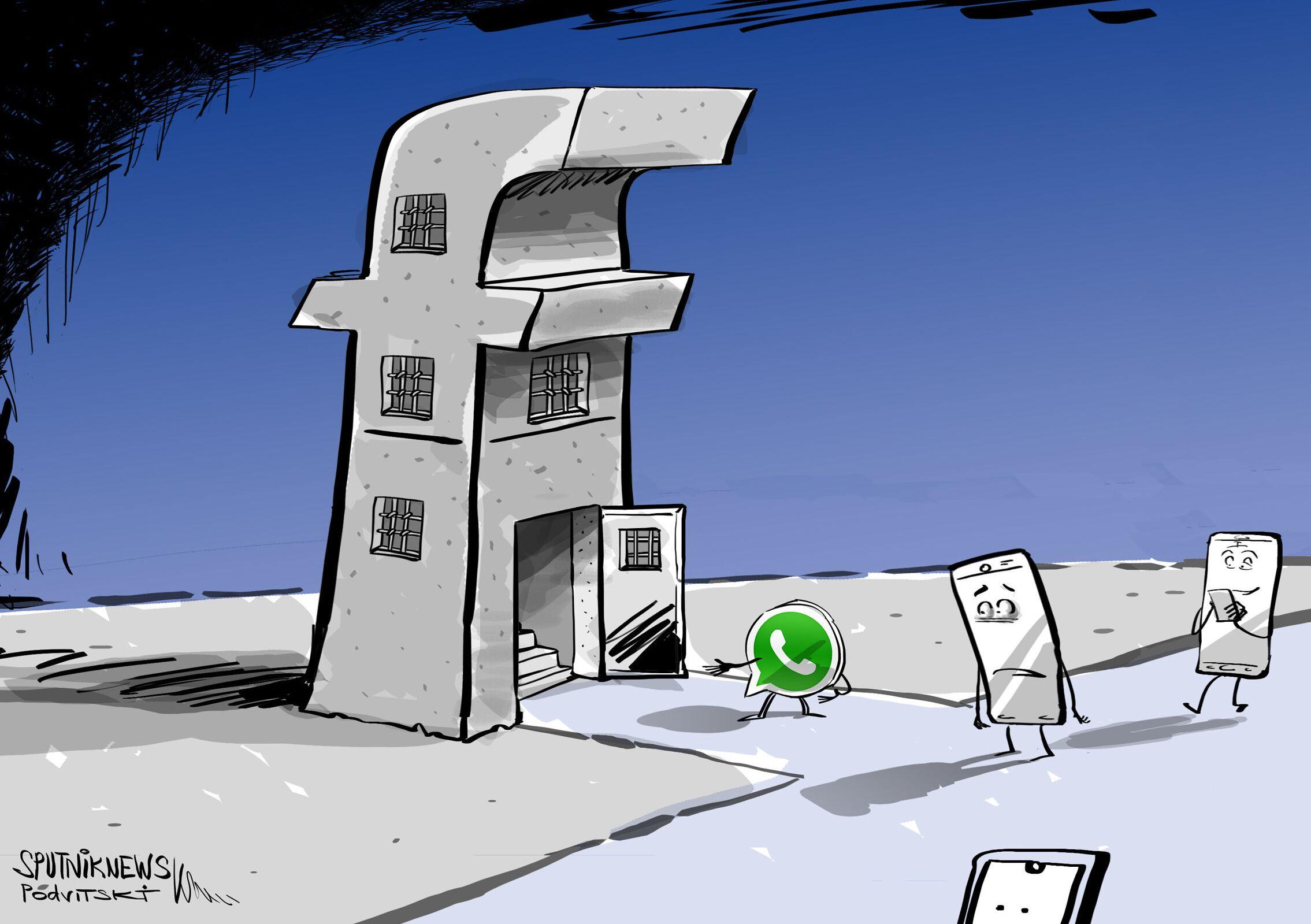 واتسآب سيوقف خدماته لمن يرفض التحديثات الجديدة