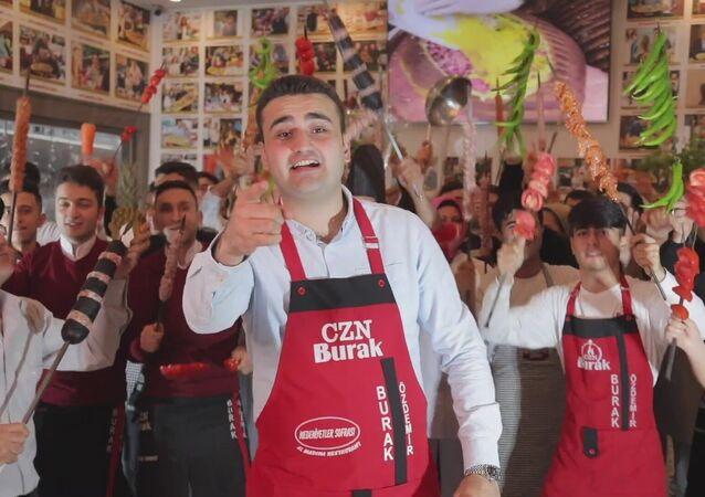 الشيف التركي بوراك
