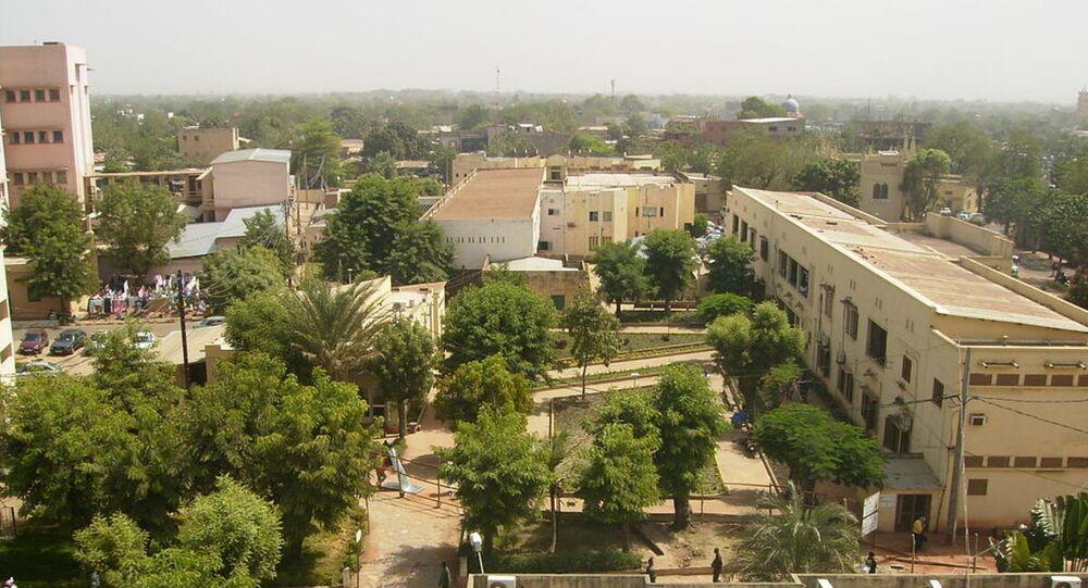عاصمة مالي باماكو