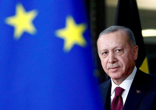 الرئيس التركي رجب طيب أردوغان، تركيا - من أرشيف 2020