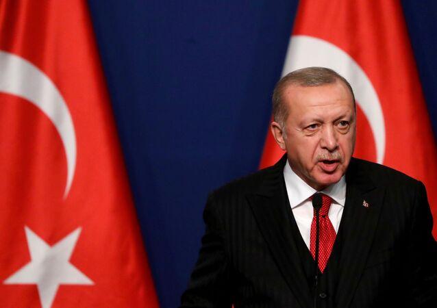 الرئيس التركي رجب طيب أردوغان، تركيا - من أرشيف 2019