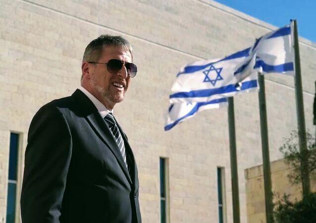 سفير إسرائيل في موسكو، ألكسندر بن تسيفي