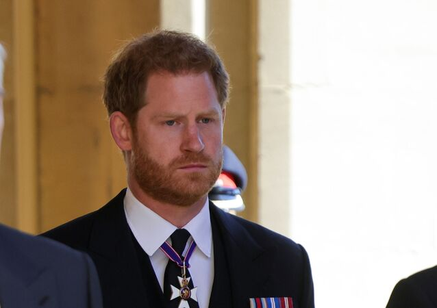 الأمير البريطاني، جيم كاري